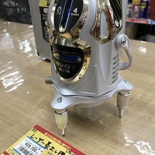 【引取限定】日立 レーザー墨出し器 UG25M 中古品【うるま市田場】