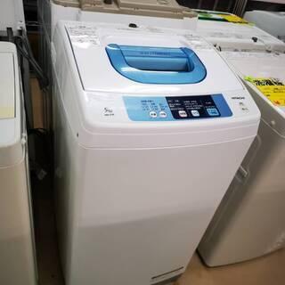 日立製洗濯機 5k