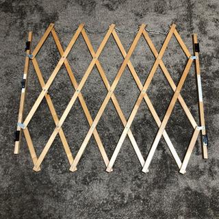 木製ベビーガード