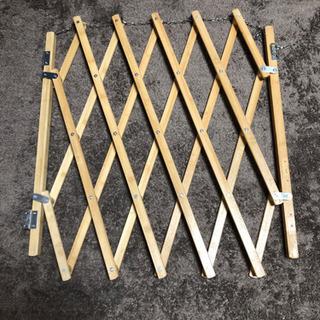 竹製ベビーガード