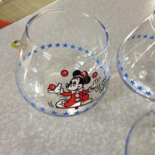 ミッキーマウス グラス