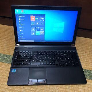 ⑬【高速i5、SSD、オフィス】東芝 TECRA R850 Wi...