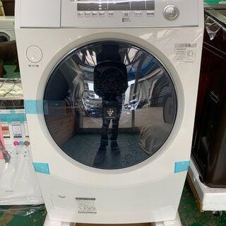 ★極美品★SHARP ドラム式洗濯機 ES-H10E 洗濯 10...