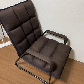 座椅子 ドウシシャ