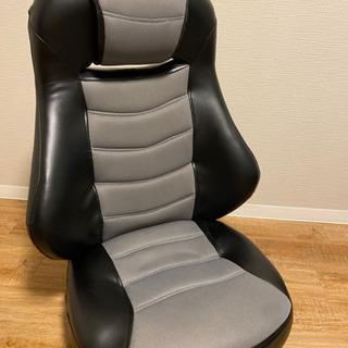 座椅子と空気清浄機
