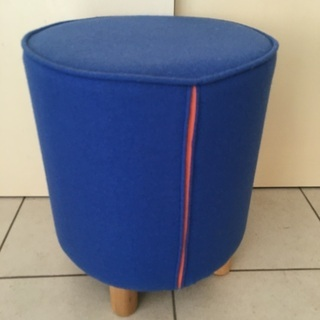 スツール チェア 椅子 ブルー