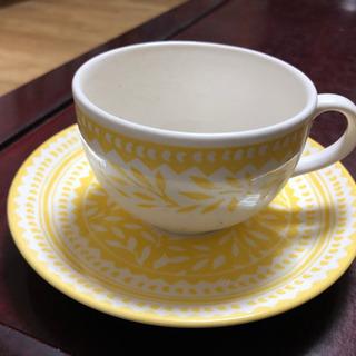 ティーカップお皿6セット 未使用 500円