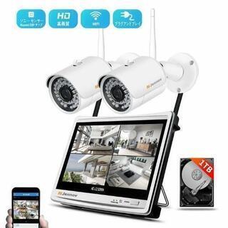 監視カメラ設置工事一式