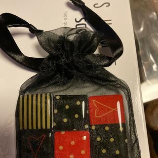 アニエスベー☆ポーチ入り磁石とバッグ
