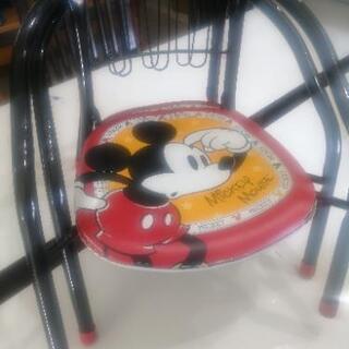 Mickey◆子ども用イス