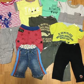 (80〜)90サイズ  夏用子供服