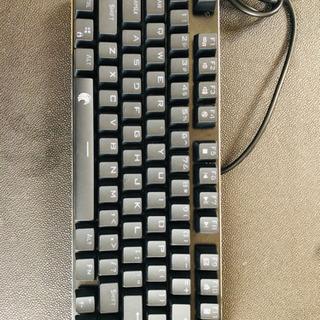 ゲーミングキーボード E YOOSO 茶軸