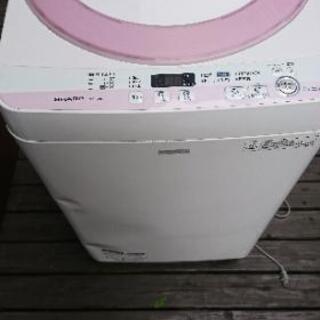 [配達無料][即日配達も可能?]全自動洗濯機 5.5kg …
