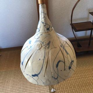 陶器 電気 ランプ