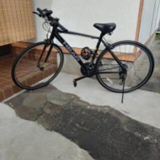 【ネット決済】自転車 クロスバイク 新品
