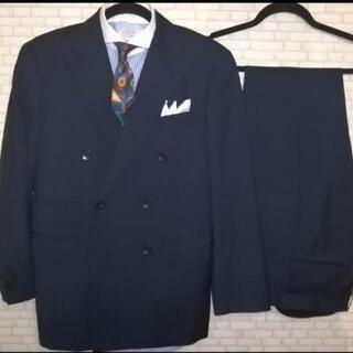 高級スーツ ☆REDA☆ スリムなダブルスーツ