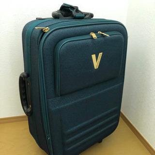 布製のキャリーバッグです。バレンチノクリスティ(KUMI KYO...