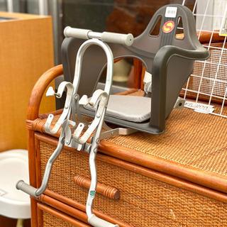 子供用 自転車の後ろに取り付けるベルト付き椅子