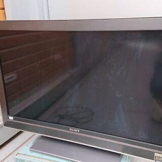 SONYの液晶デジタルテレビ40V