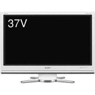 37型液晶テレビ SHARP LED AQUOS