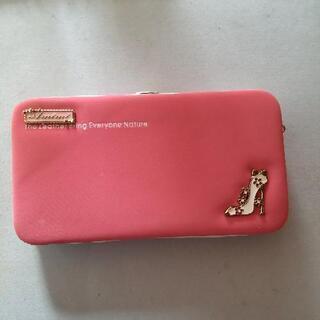 財布ピンク