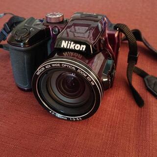 Nikonデジカメ  COOLPIX B500