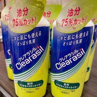 クレアラシル 薬用アクネモイスチャライザー 8本セット