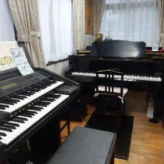 ピアノを楽しみませんか🎵 生徒募集中🎵