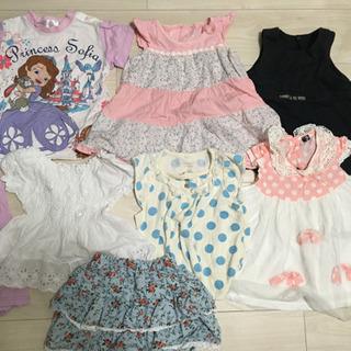 子供服 パジャマ 90cm まとめ売り 女の子 夏服
