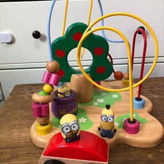 ベビー知育玩具 IKEAのおまけ付き♪ の画像
