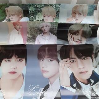 旭川駅 BTS V ポスター