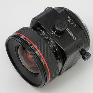 キヤノン Canon TS-E24mm F3.5L シフトレンズ