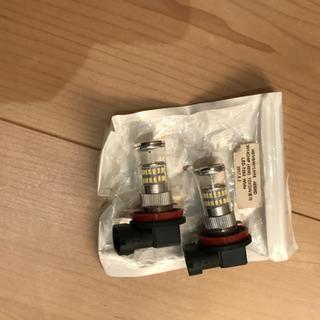 【ネット決済】LED フォグランプ H8 H9 H11 H16 新品