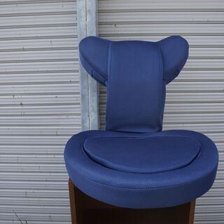 こんなデザインの座椅子を¥500でお譲ります!