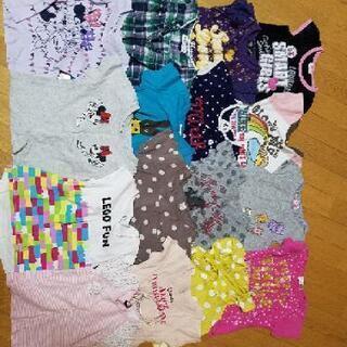 【値下げ】子供服(女児)110㎝夏物32点まとめ売り
