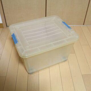 収納ケース(プラスチック製)