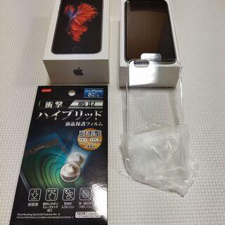 【未使用品・SIMロック解除済】Y!mobile iPhone6...