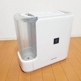 SHARP製 加熱気化式加湿器 HV-G50-W