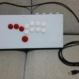 HITBOX レバレス オールボタン ゲームコントローラー PS...