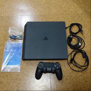 程度上 PS4 Slim 500GB ジェットブラック CUH-...