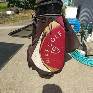 ナイキゴルフバッグ。。。無料です!
