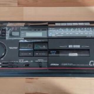CDポータブルシステム ラジオとして使用可能 (ジャンク品)