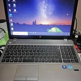 無償「ハイスペック」HP Probook 4540s