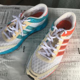 【中古】adidas スニーカー CLIMACOOL 27…