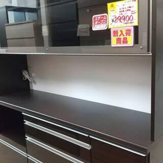 ⭐松田家具⭐2面レンジボード 幅175cm×奥行79cm×高さ2...