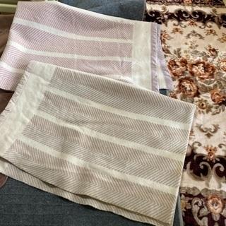 シングル毛布 2枚セット