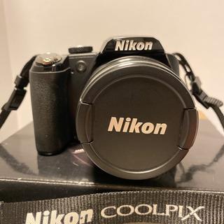 【ネット決済・配送可】Nikon COOLPIX P90