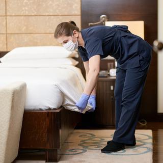 残り2名【宿泊療養施設での軽作業スタッフ≫ホテルでのお弁当手配・...