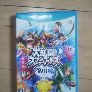 WiiU大乱闘スマッシュブラザーズ