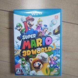 WiiUスーパーマリオ3Dワールド